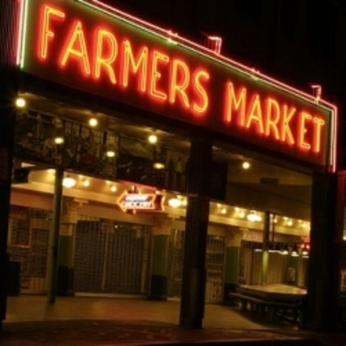 Seattle's Haunted Pike Place Market