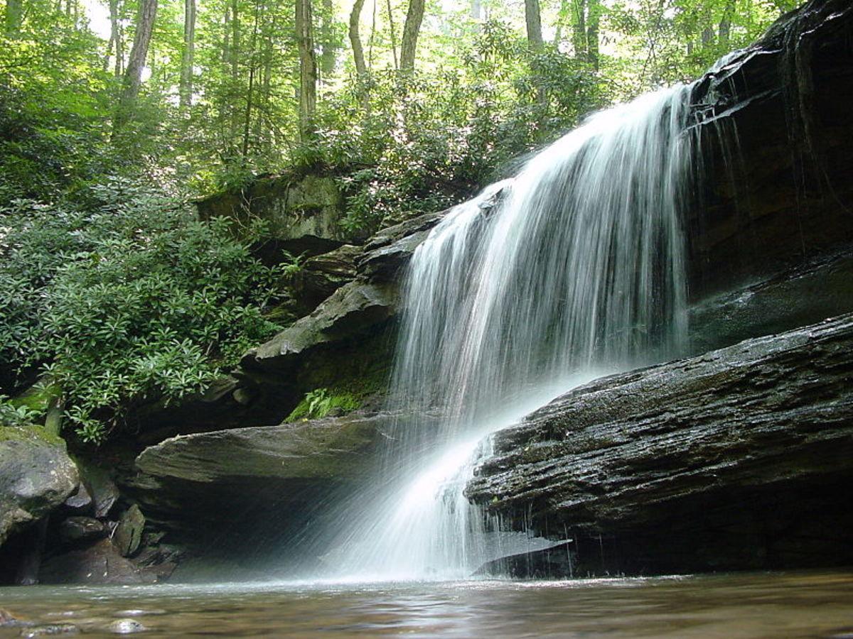 Ohiopyle State Park, Pennsylvania.