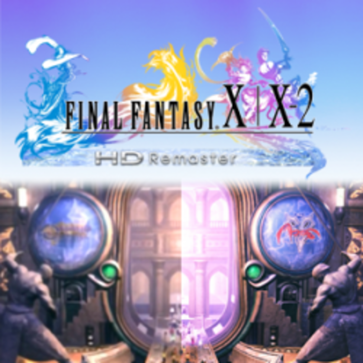 Final Fantasy X & X-2 (HD) News