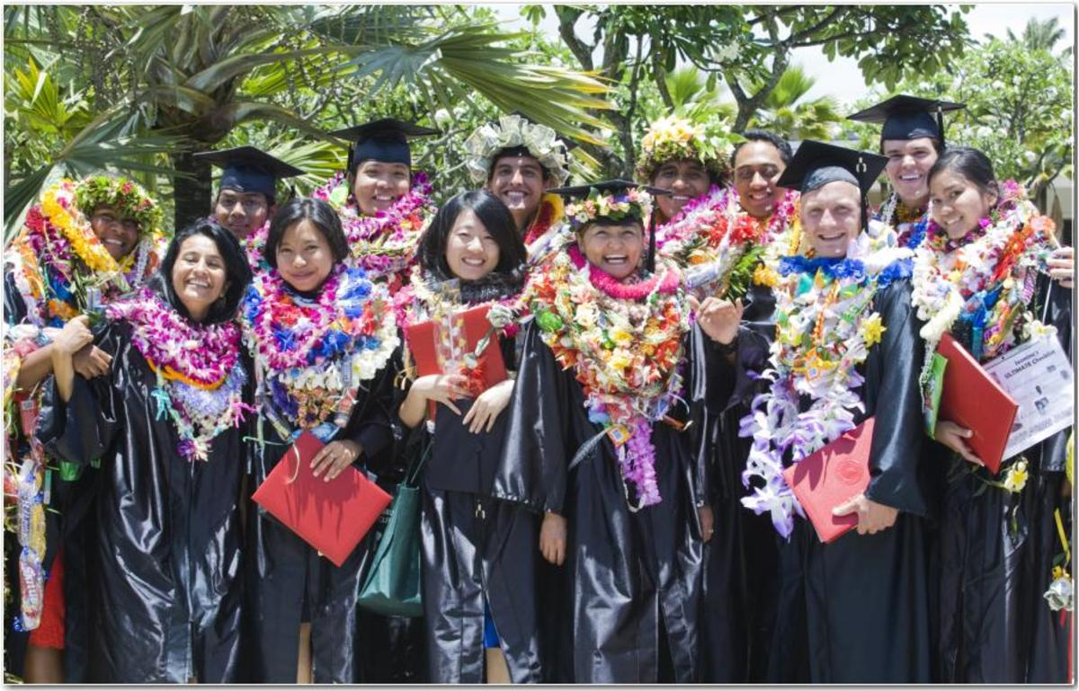 Who Initiated Leis At Graduation Ceremony   Party Invitations Ideas