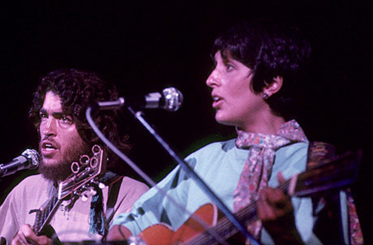 The Music of Joan Baez and Her Quaker Background