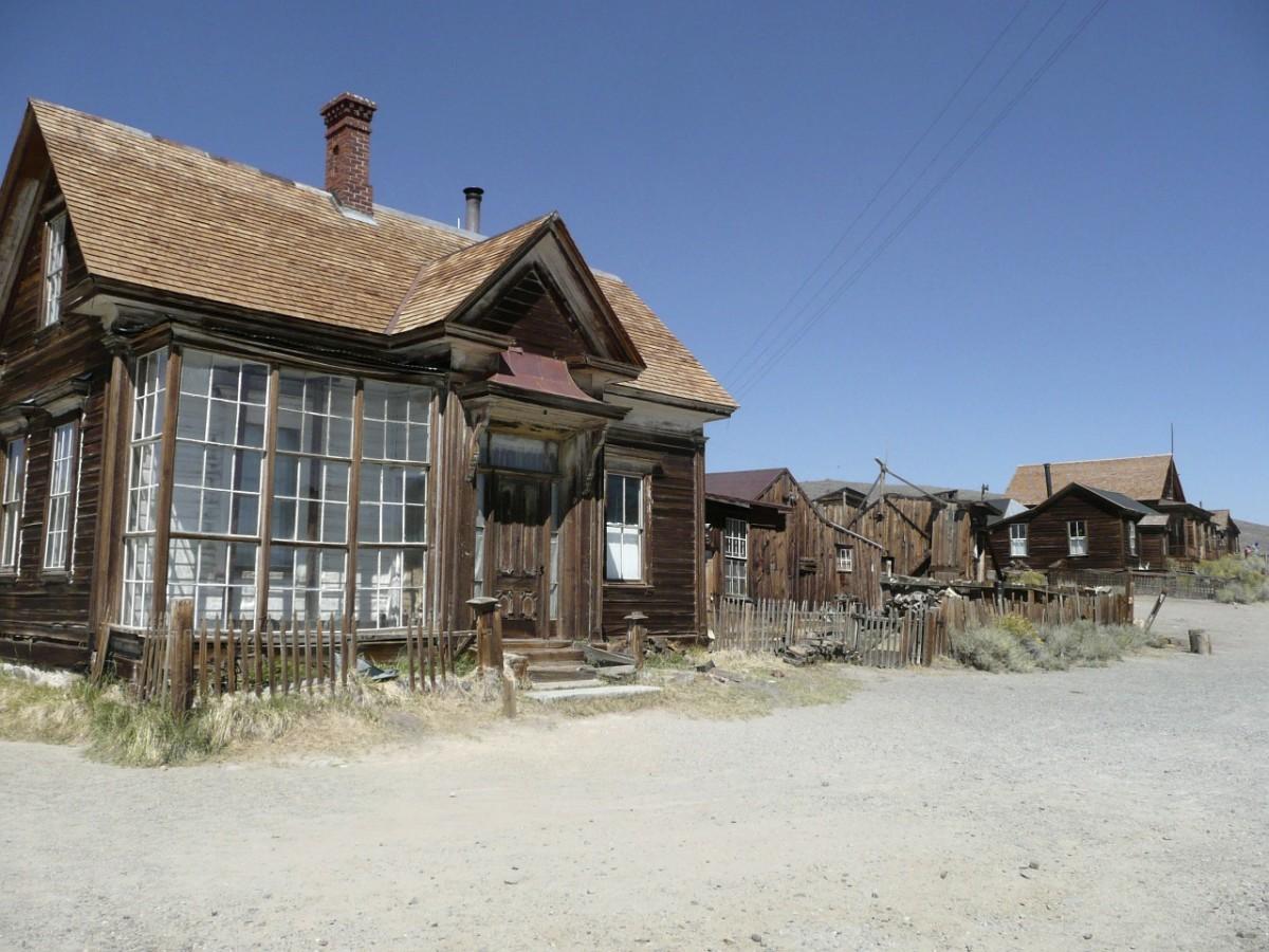 Deserted Towns