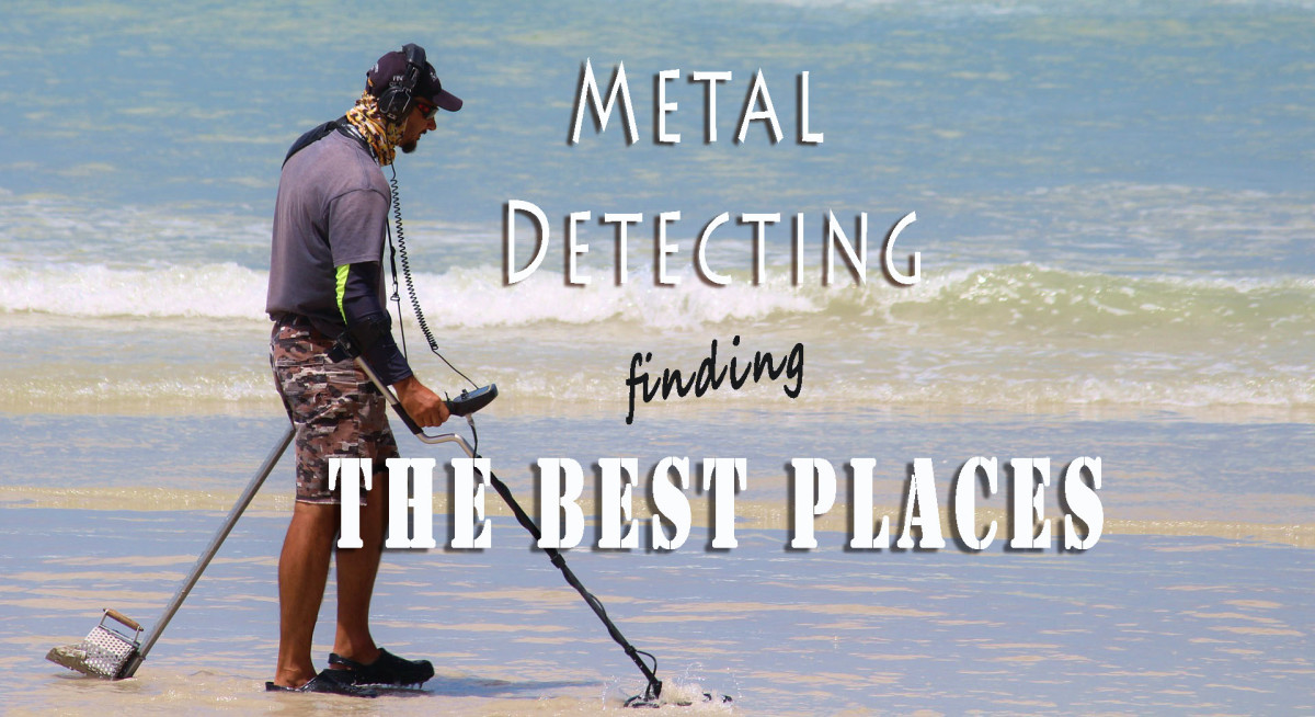 The Best Places for Metal Detecting