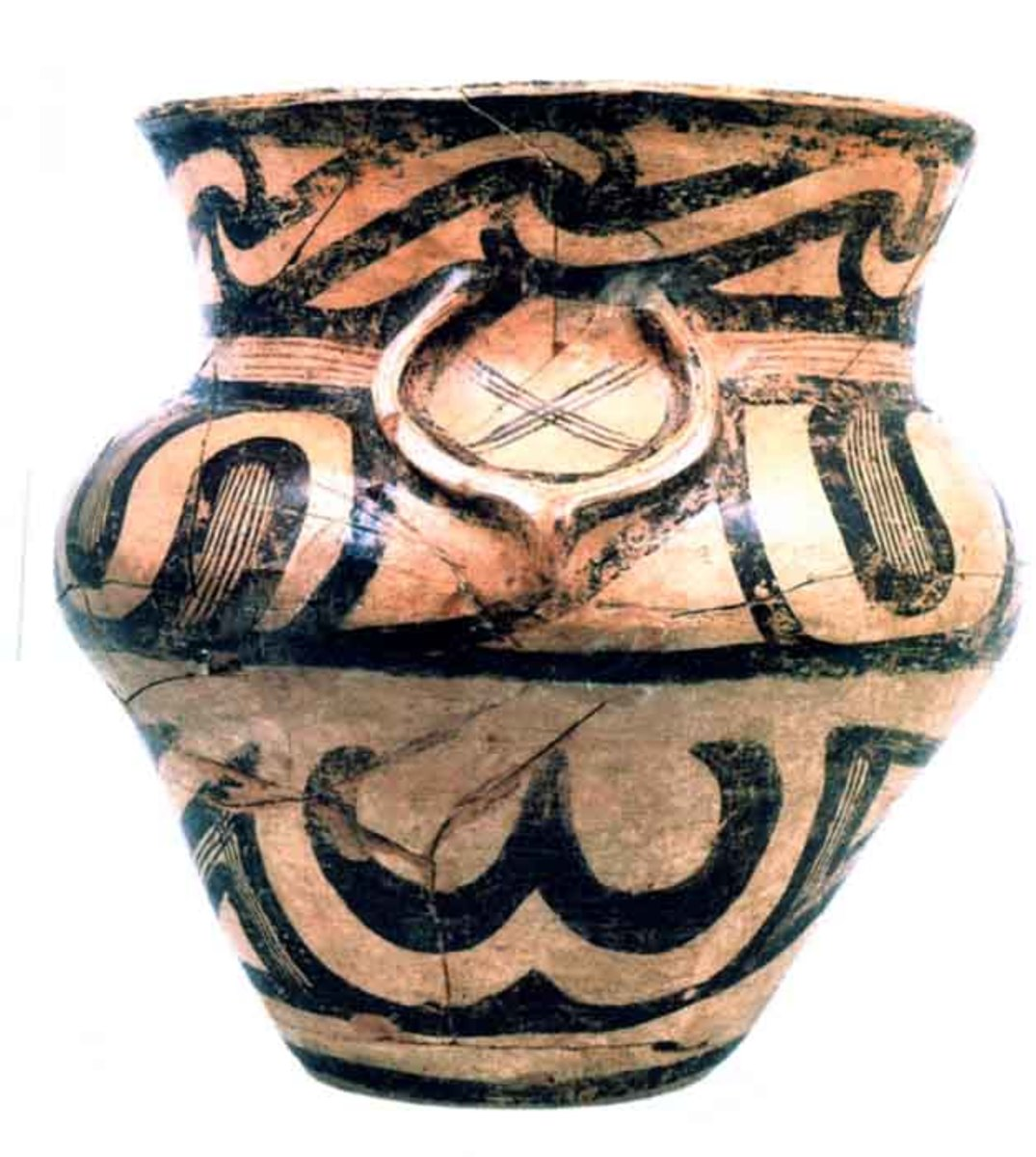 Cucuteni ceramic culture is unique in Europe