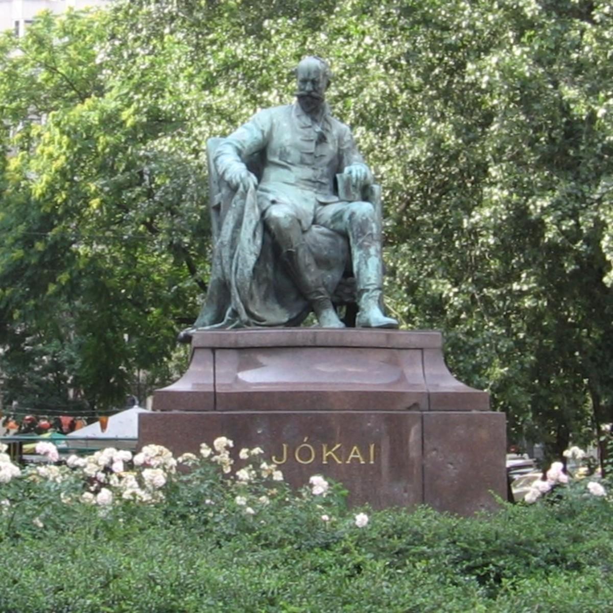 Mor Jokai Memorial