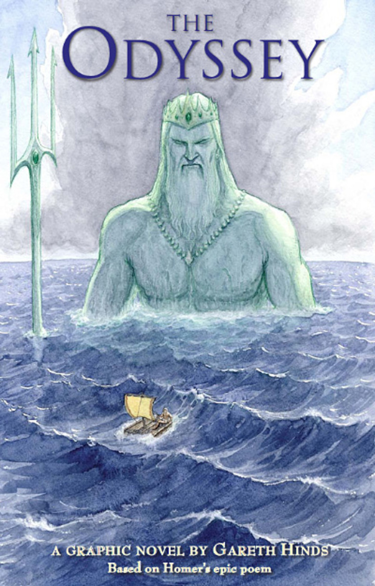 Teaching Homer's The Odyssey: A Graphic Novel Approach Using Gareth Hinds' The Odyssey