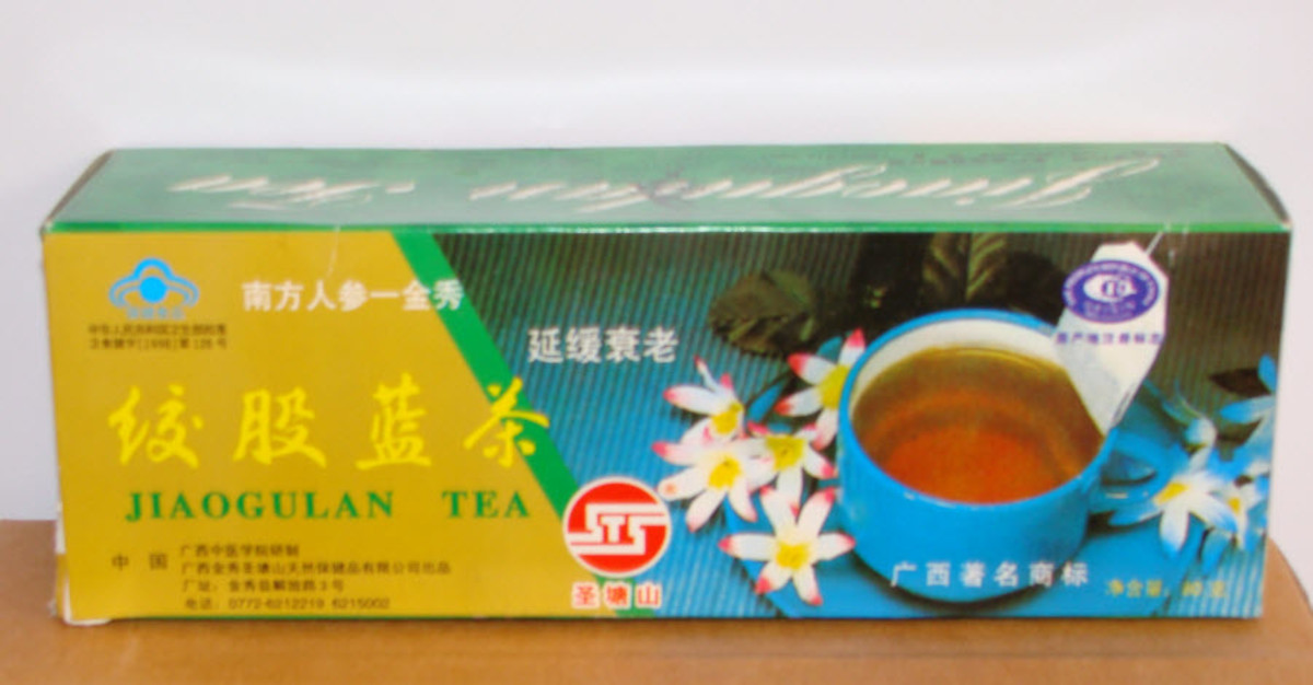 Jiaogulan Tea - Health Benefits and Uses