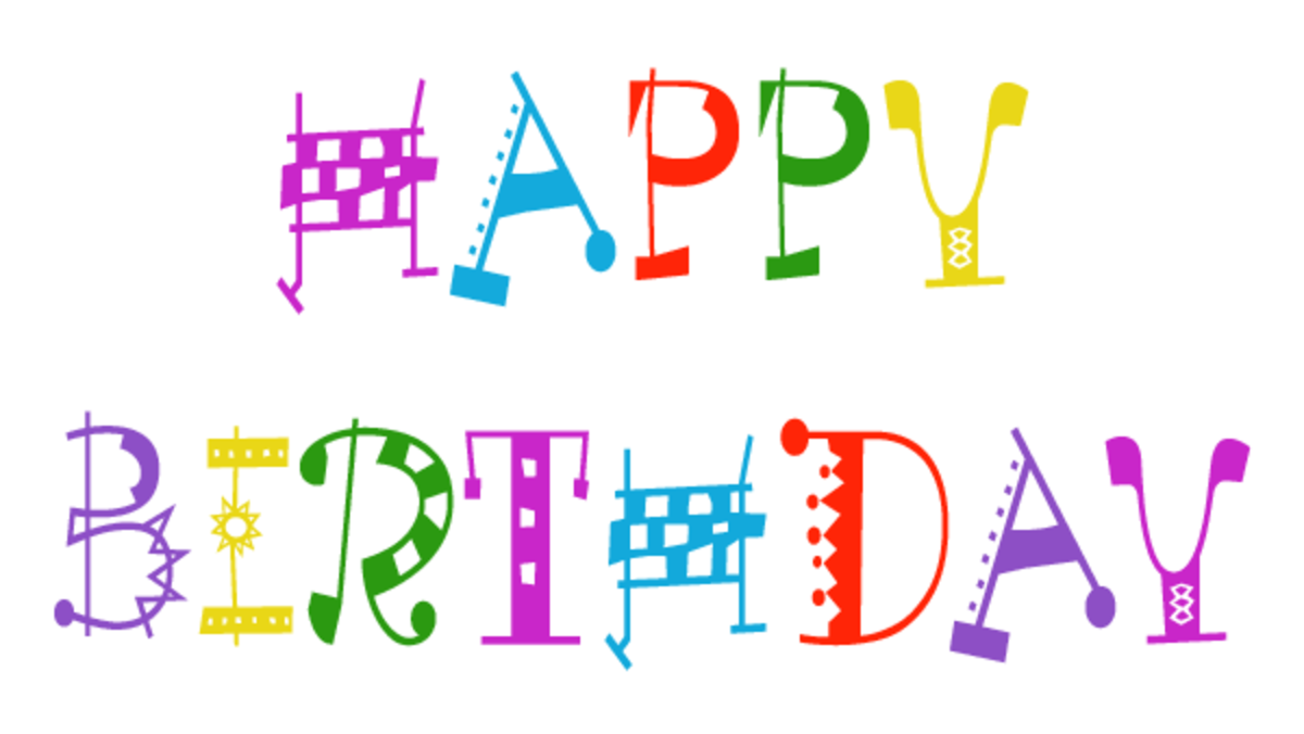 Free Happy Birthday Clip Art & Printables | hubpages