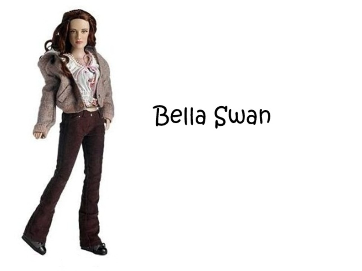 Bella Swan Doll