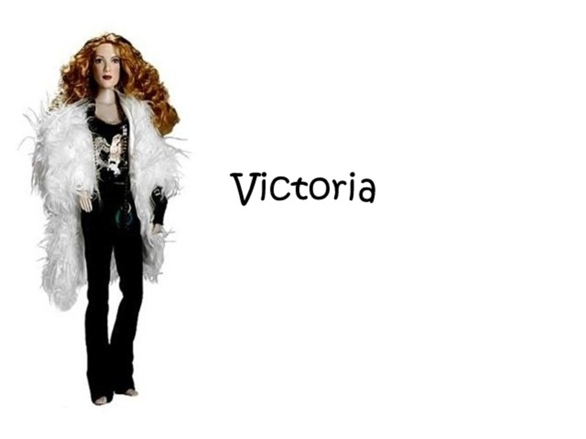 Victoria Tonner Doll