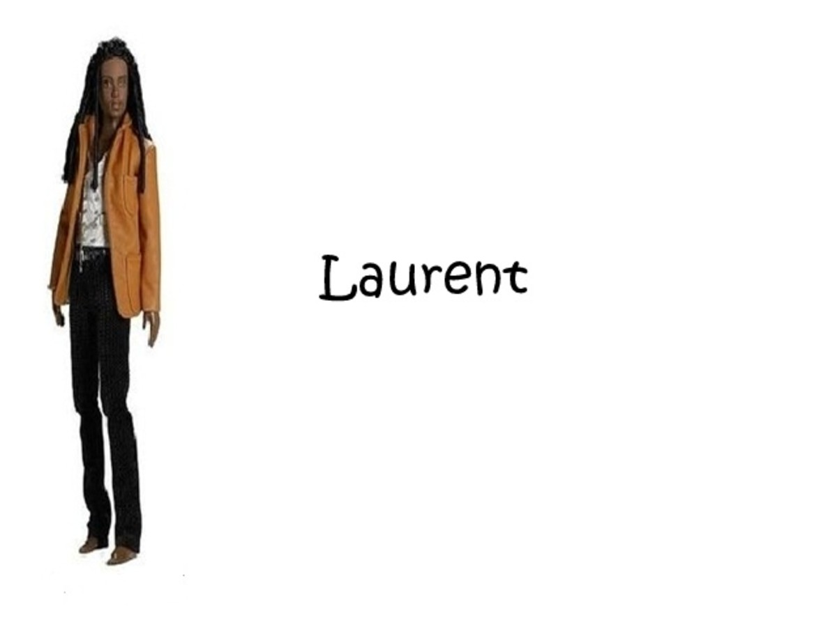 Laurent Doll