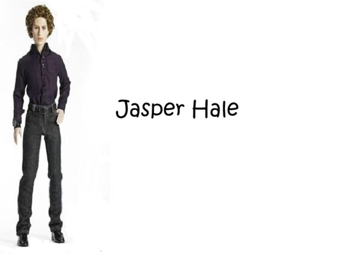 Jasper Hale Doll