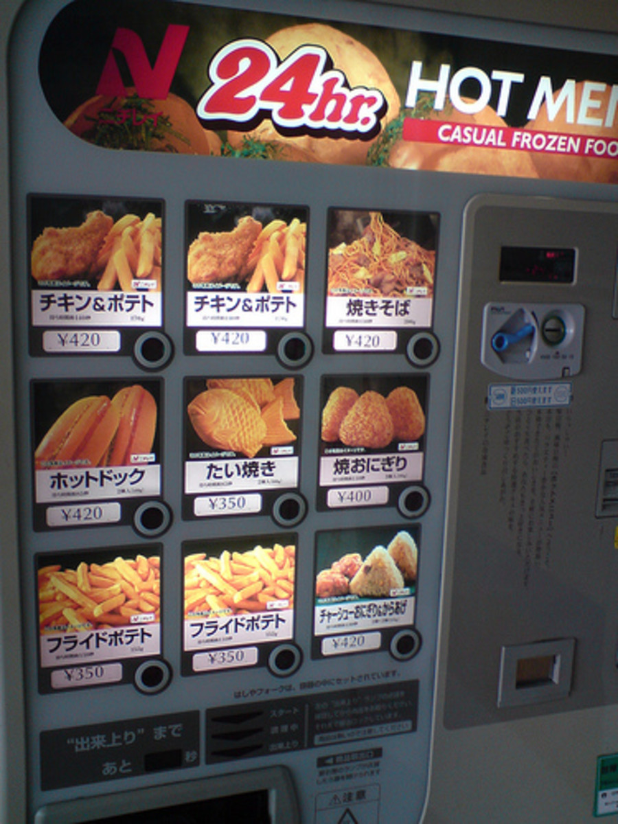 Hot Meal Vending