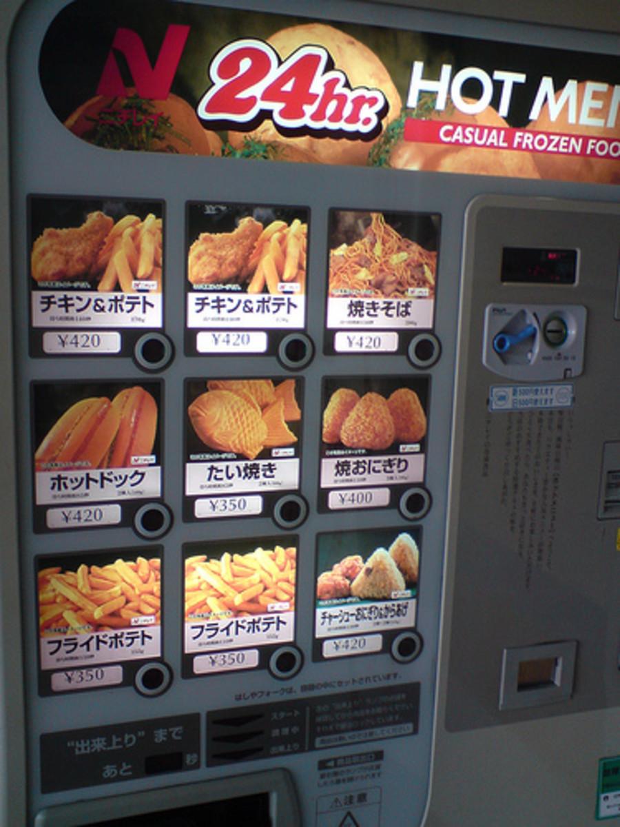 Hot Meal Vending
