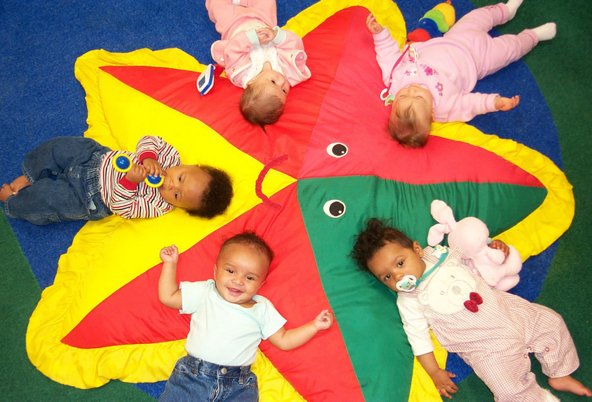 Babysitting Infants. Image by familymwr