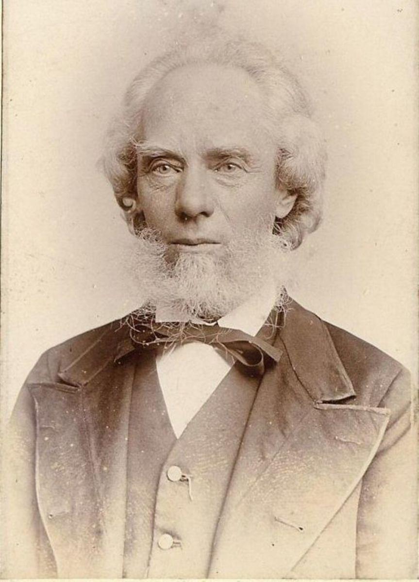 George Burgess 1829-1905, born in Bristol, England.