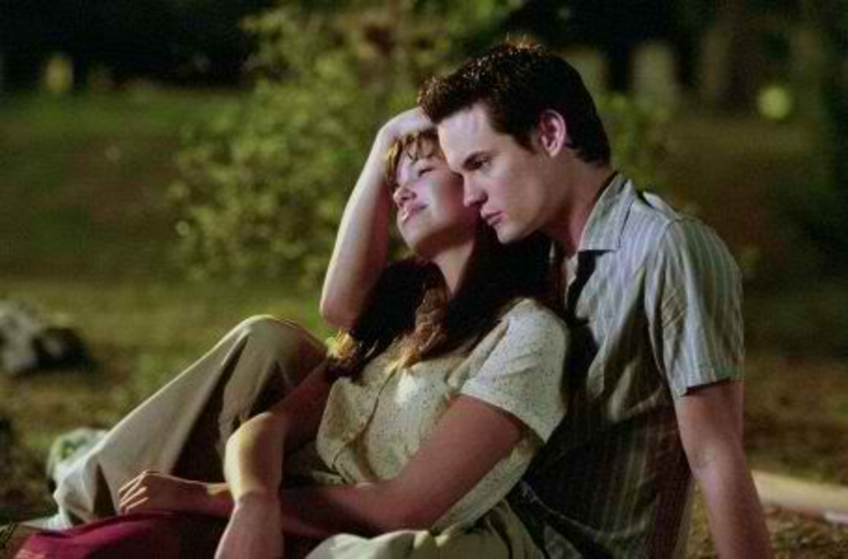 "What I Learned from the movie ""A Walk to Remember"""