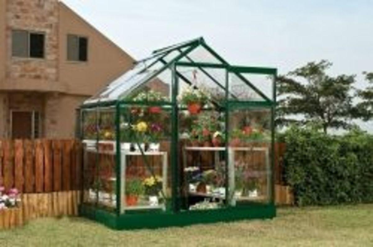 Palram Greenline Greenhouse 6x4