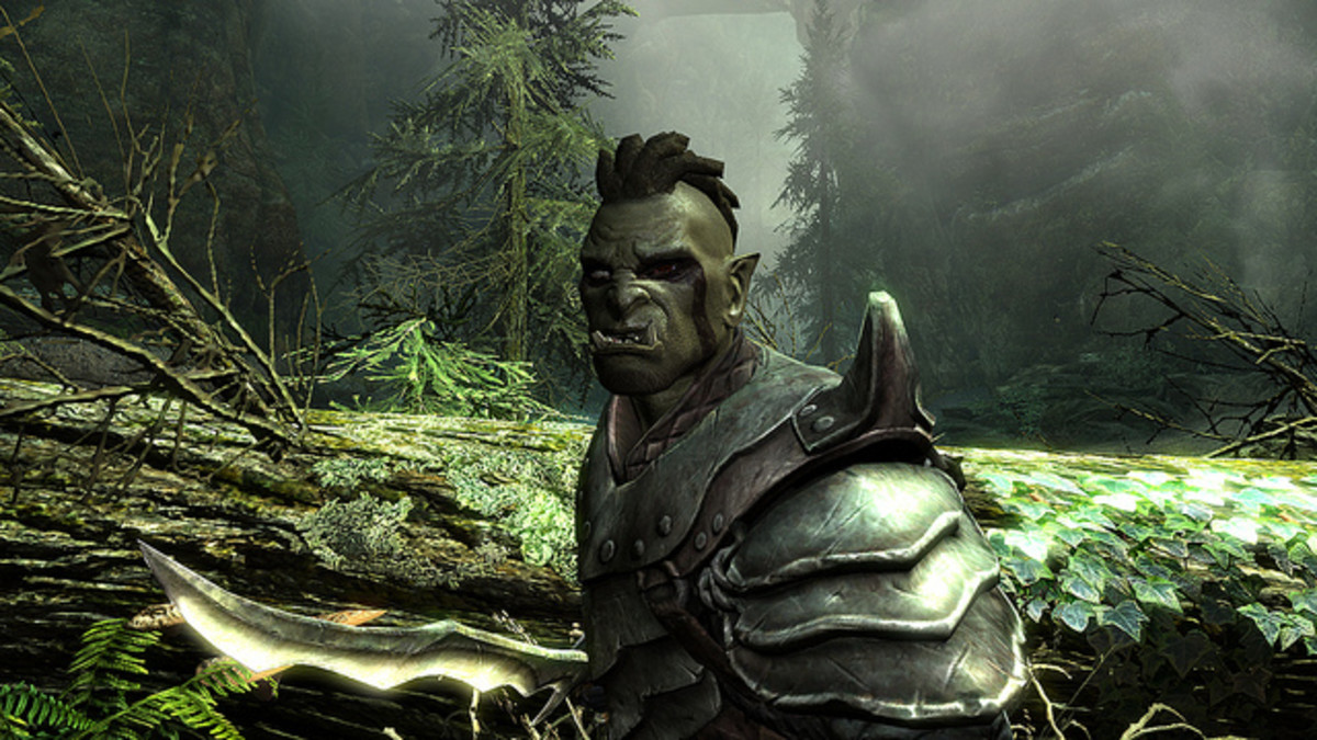 Quiz: Which Skyrim Race Are You?