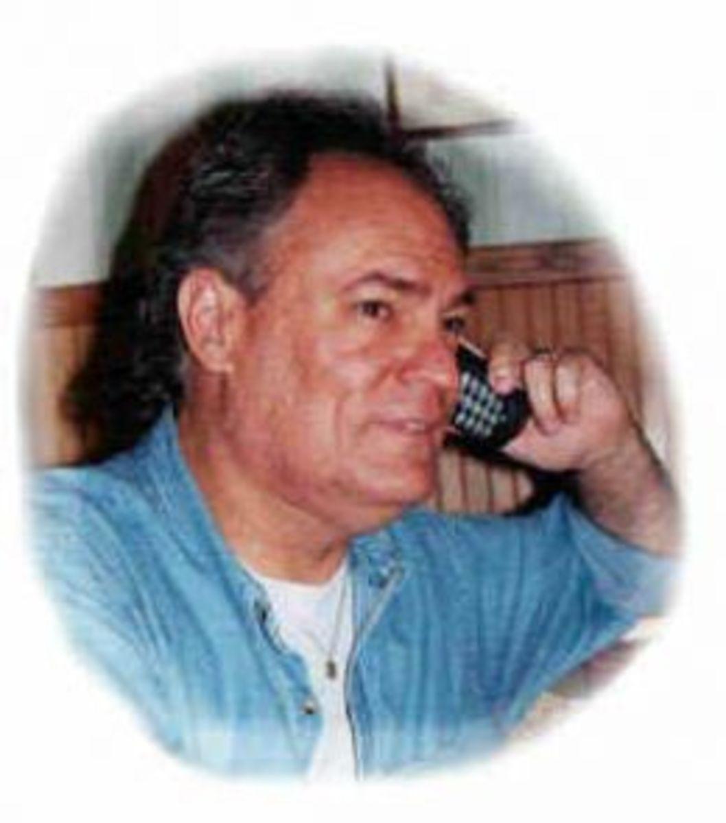 Alex Collier aka Ralph Amagran