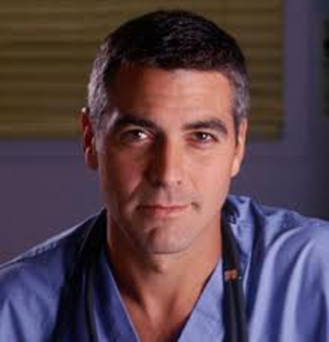 Handsome George Clooney!  Give him a show and I will watch every day!