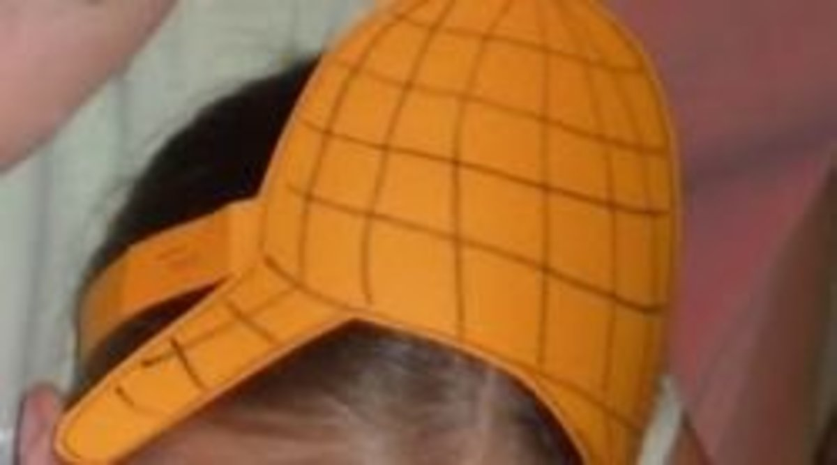 Nate the Great detective hat