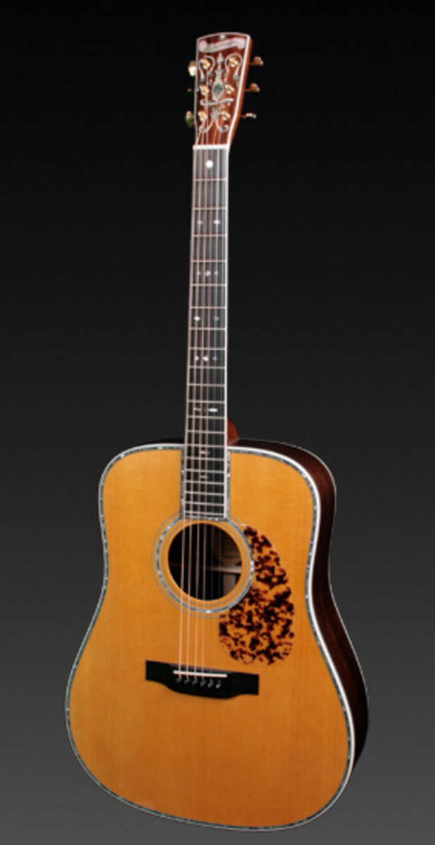 Blueridge Guitars In Comparison To Martin Guitars