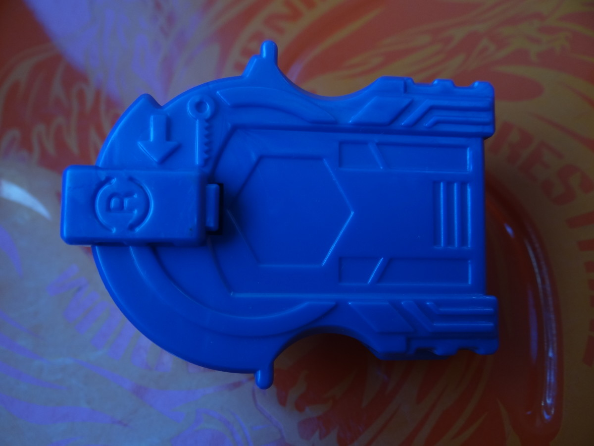 Beyblade Review Amp Tutorial Hubpages