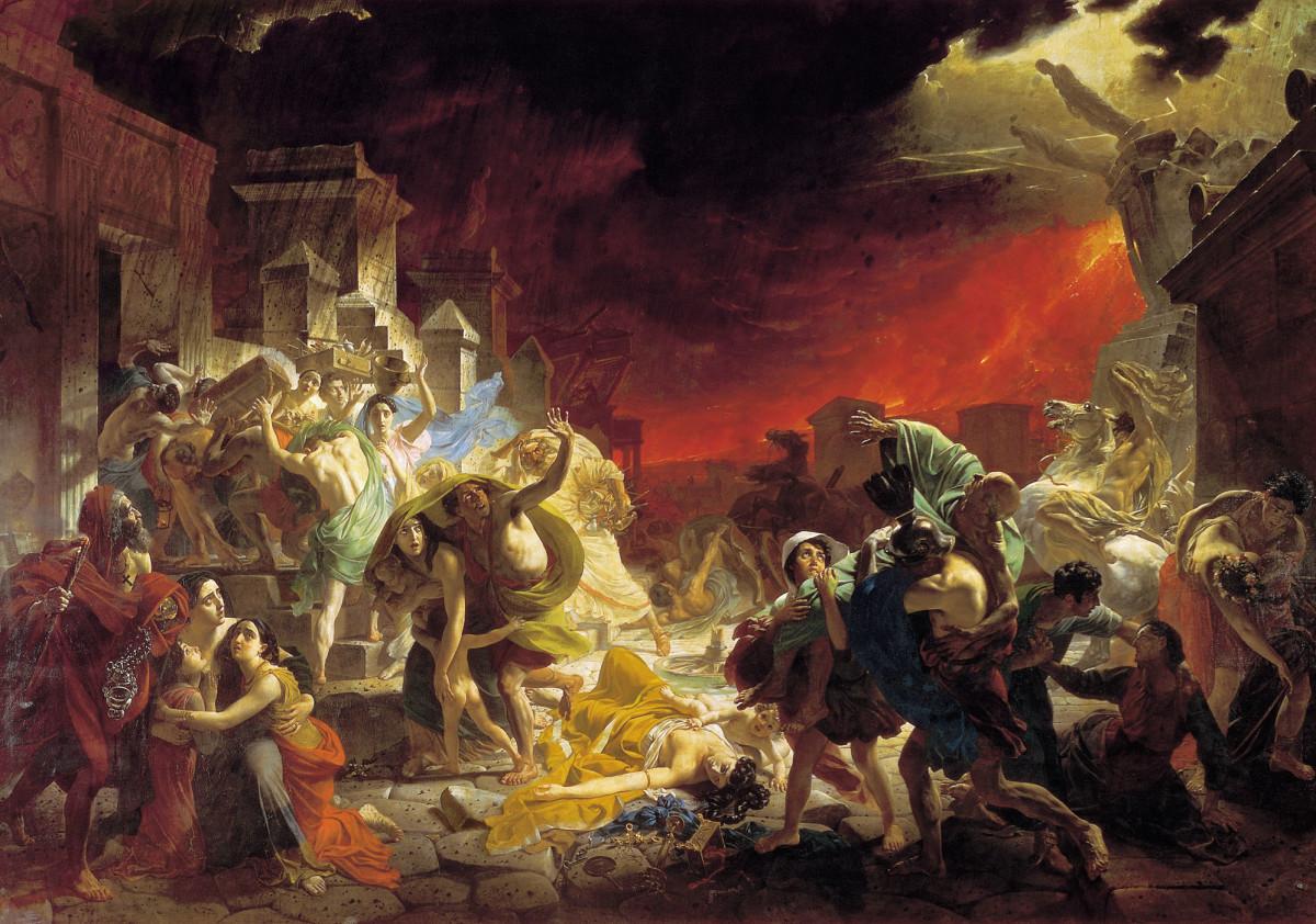 Review of Pompeii