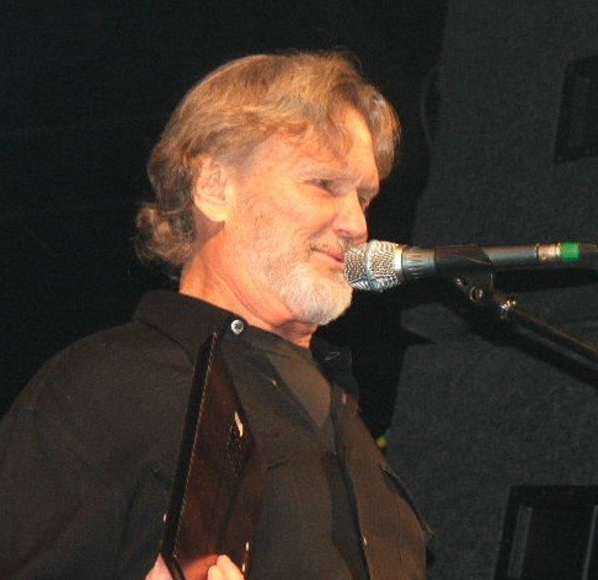 Kris Kristofferson, Songwriter, Singer, Actor