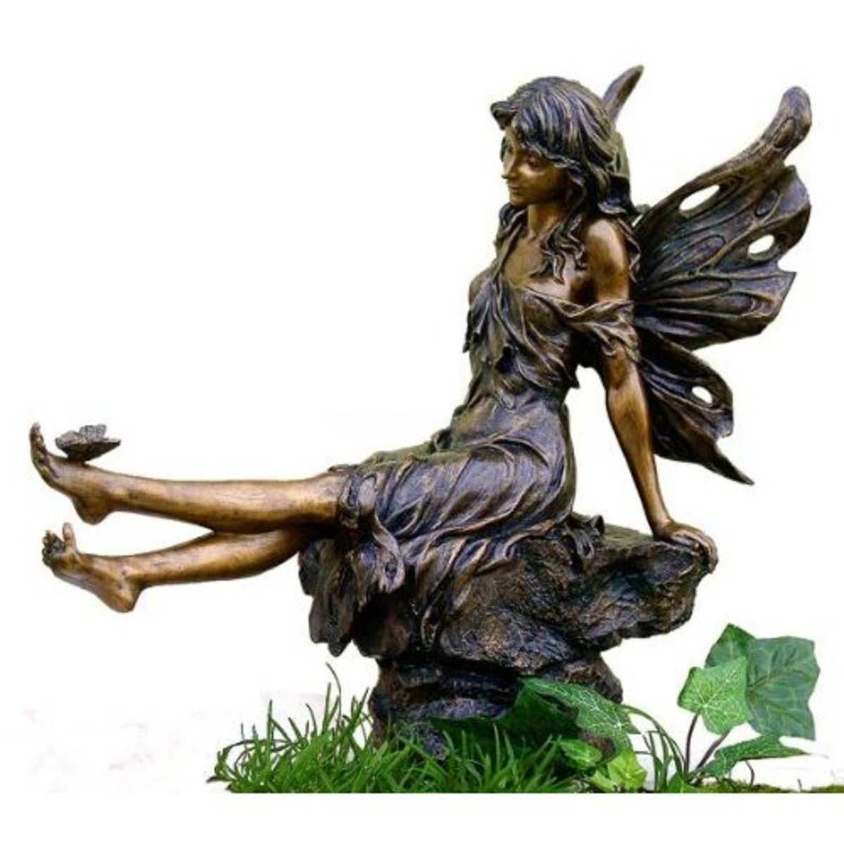 Garden Statues Fairies: Beautiful Outdoor Fairy Garden Fountains