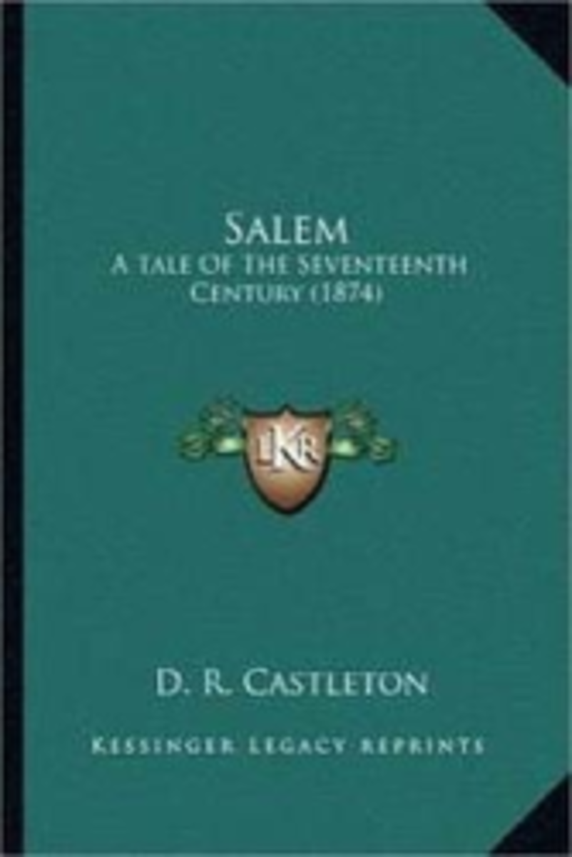 Salem: A Tale of the Seventeenth Century