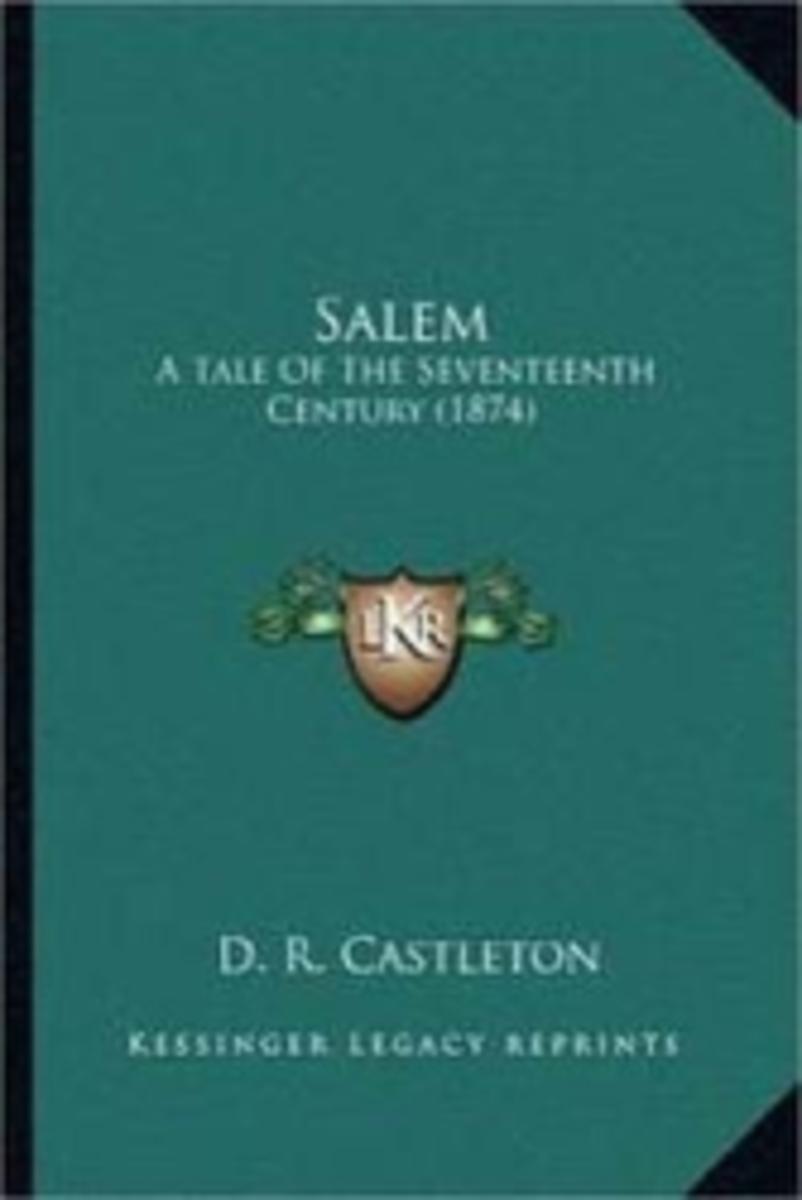 Salem: A Tale of the Seventeenth Century