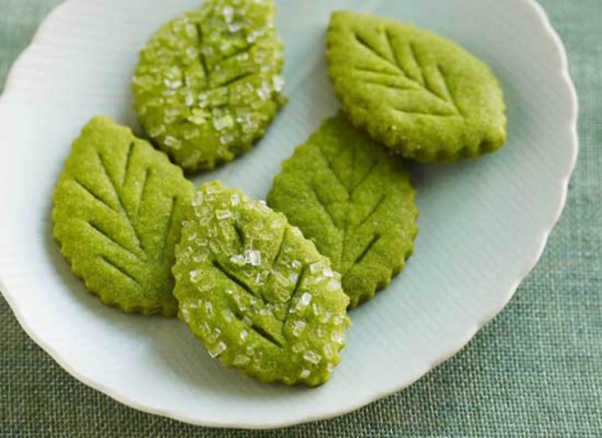 green-tea-cookies-recipe-matcha-cookies-recipe