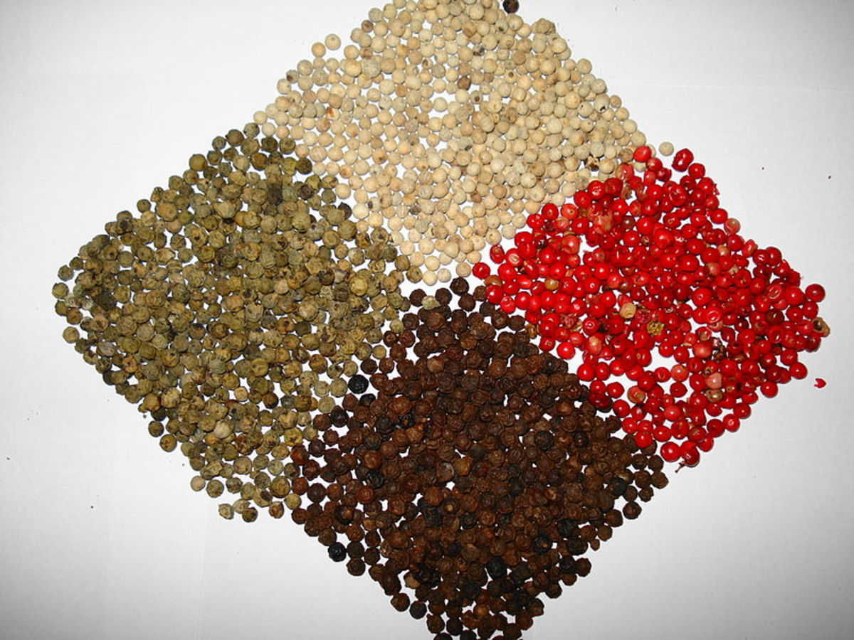 how to use green peppercorns in brine