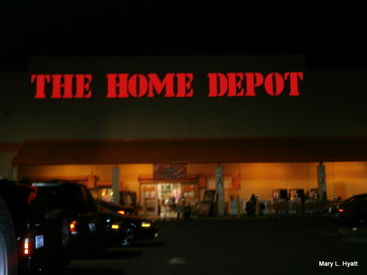 The Home Depot in Puerto Rico
