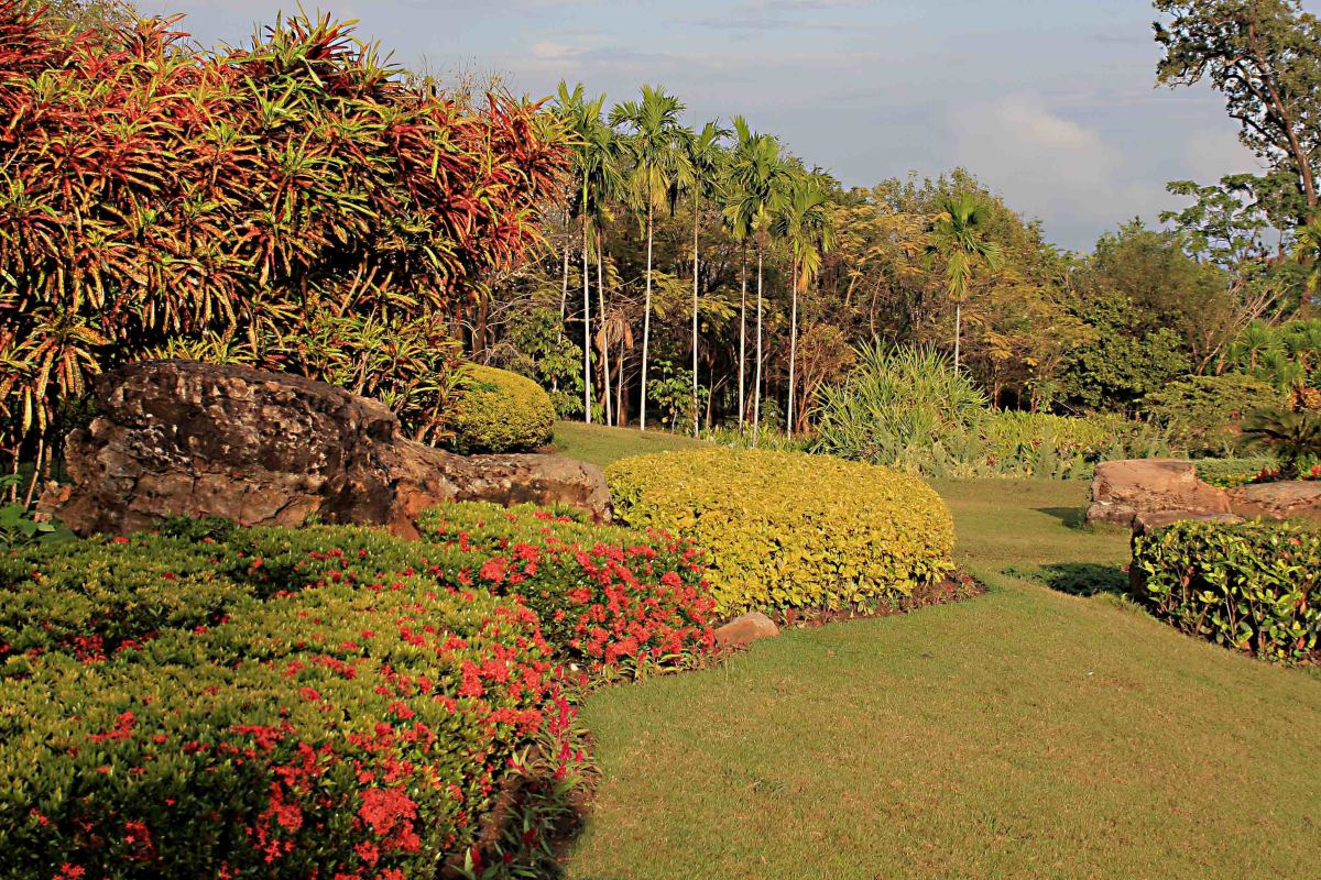 The Queen's Arboretum in Udon Thani Province
