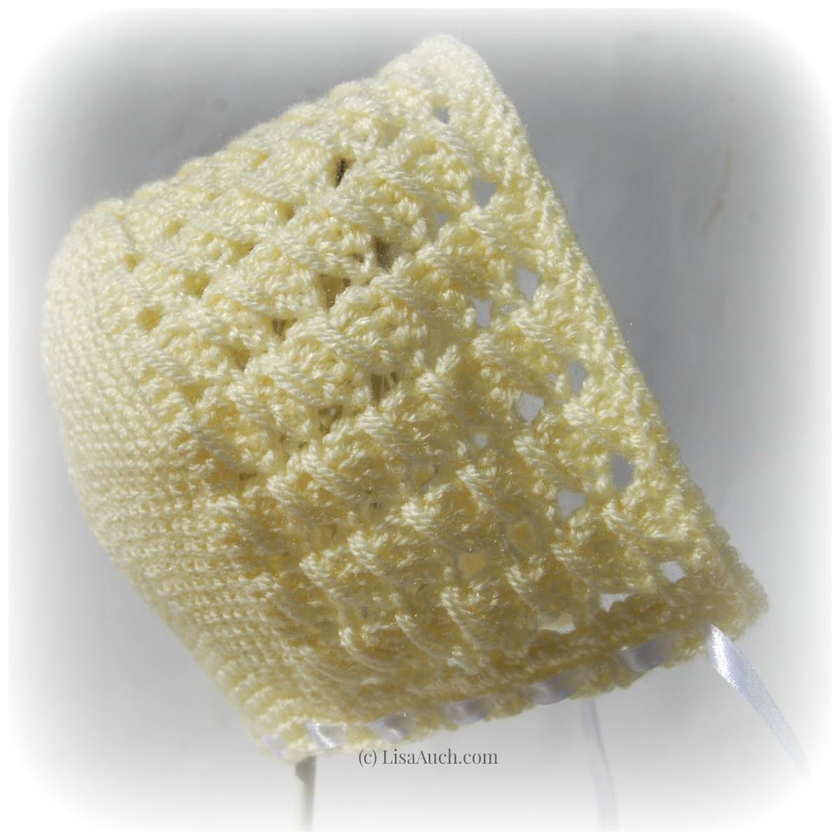 free-easy-crochet-baby-bonnet-patterns