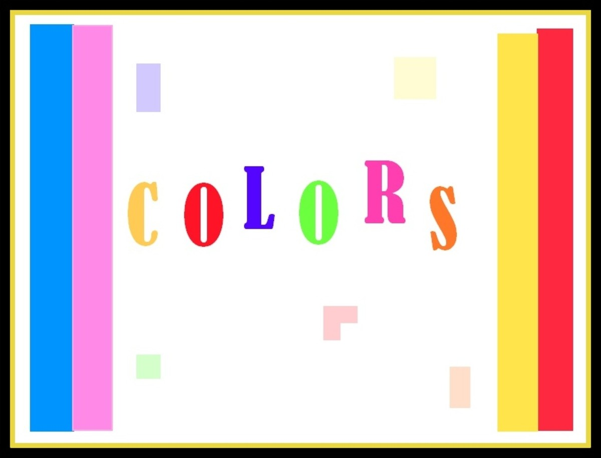 Colors And Emotions -Color Psychology