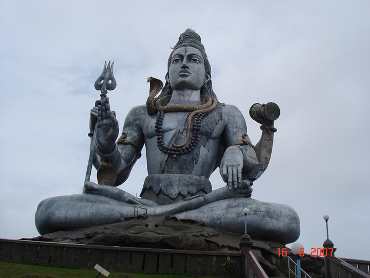 Shiva of Murudeshwar, Karnataka