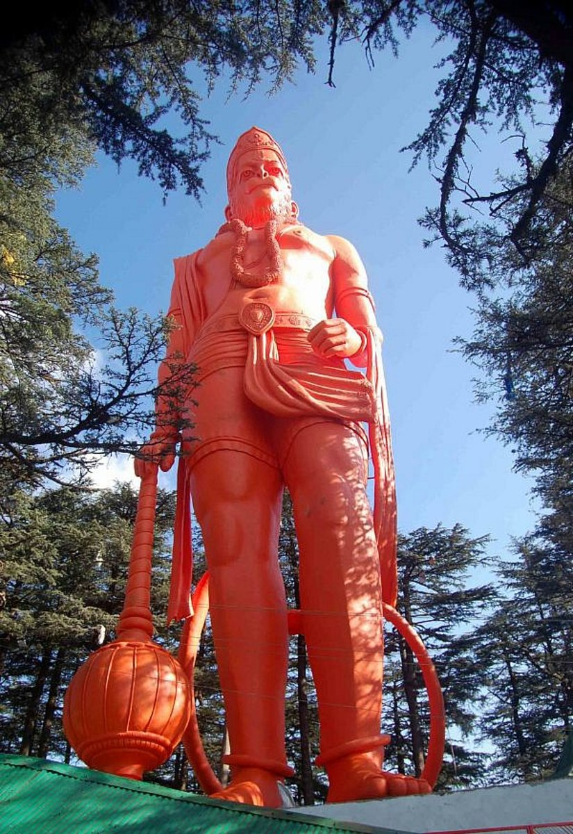 Hanuman at Shimla