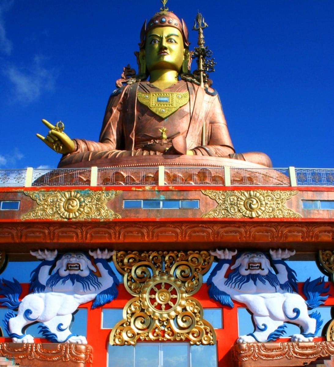 Guru Rinpoche, Namchi, Sikkim