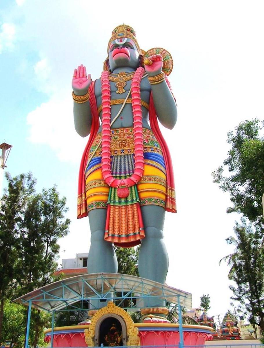 Jai Jai Jai Hanuman