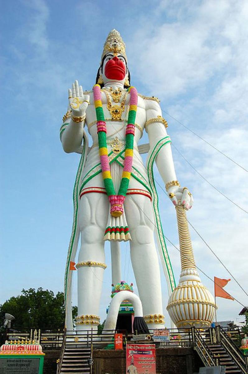 Hanuman, Nandura, Maharashtra