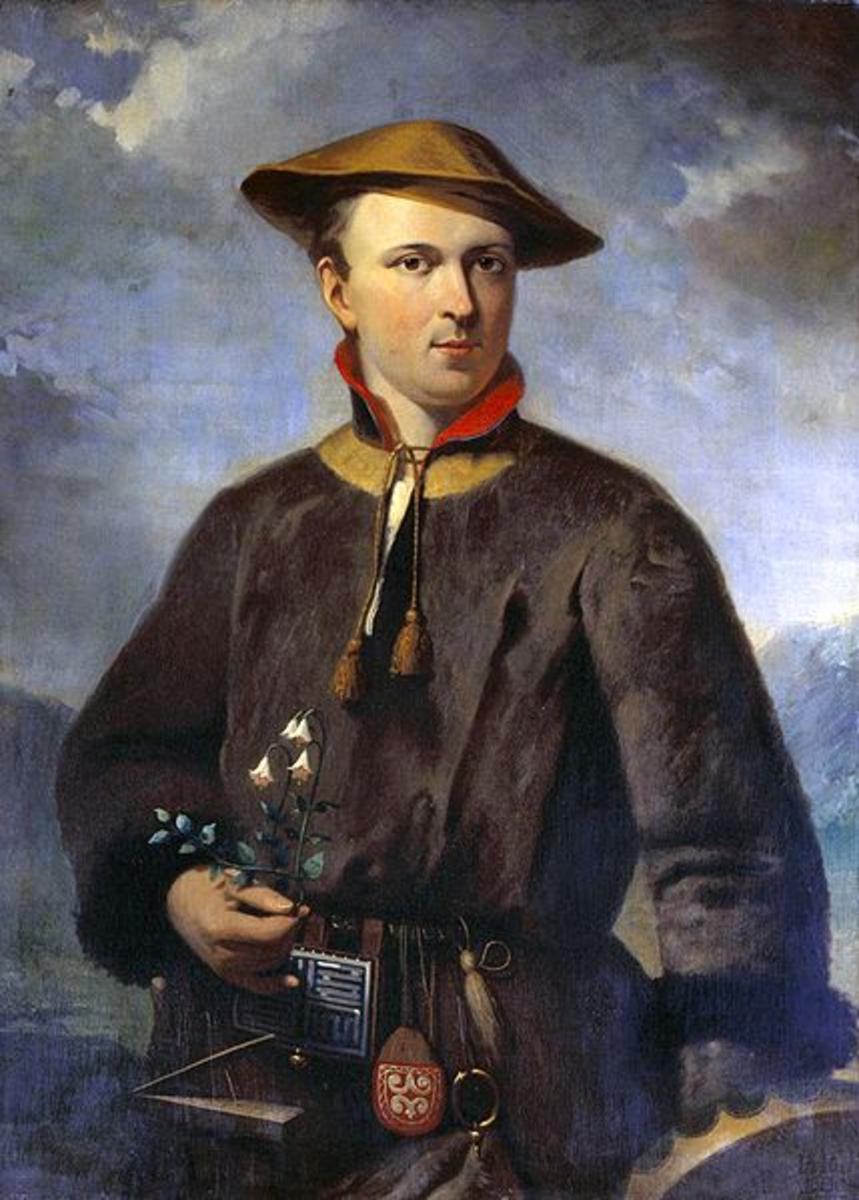 Carl Linnaeus, the father of modern taxonomy