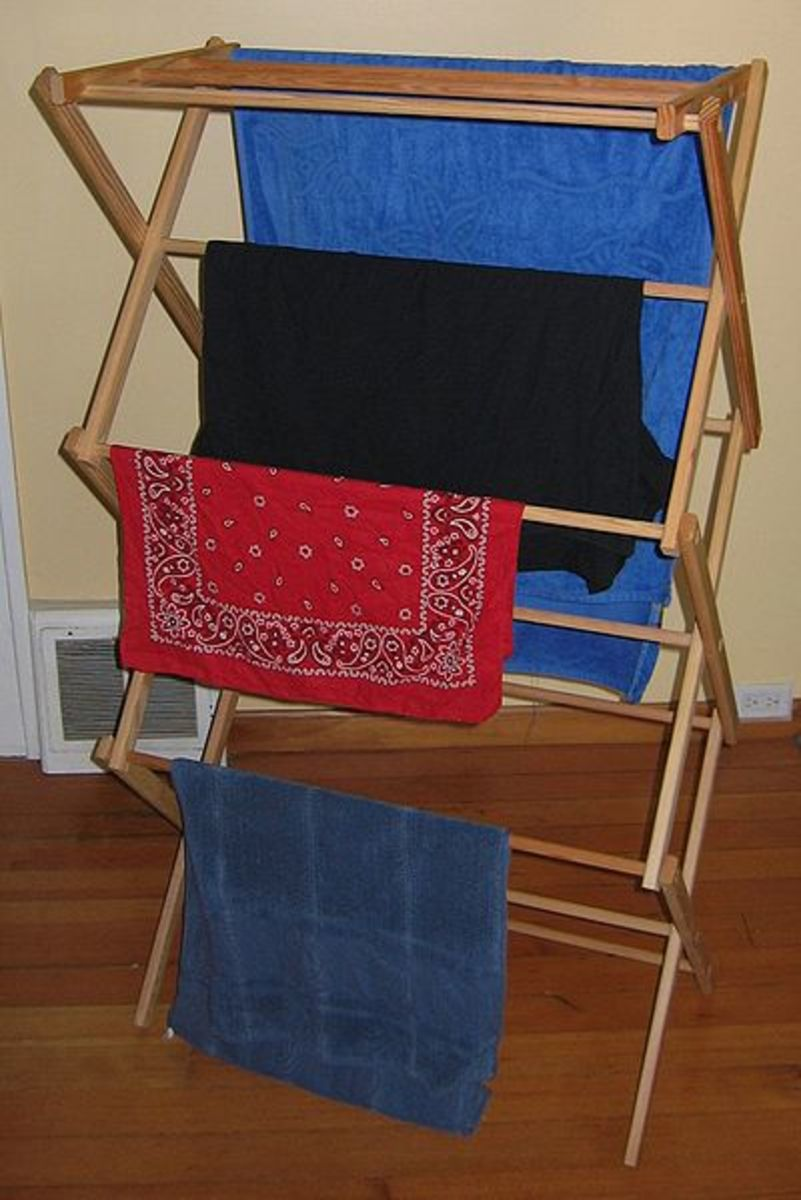 Save Money With Drying Racks - And Other Advantages And Benefits