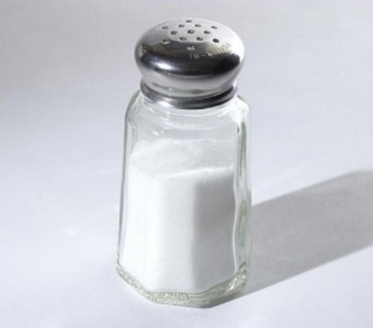 Only a small amount of sodium comes from the salt shaker. Most comes from processed foods.
