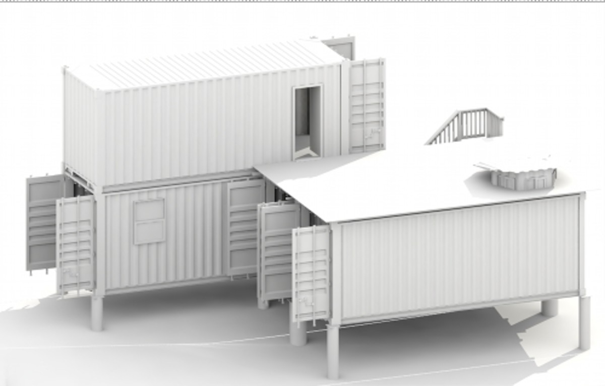 Container living plan archive shipping container home for Container home design software