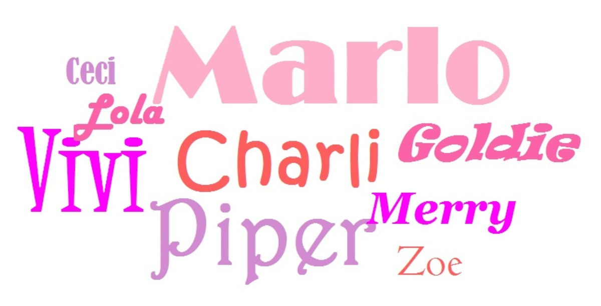 Cute Baby Names for Girls