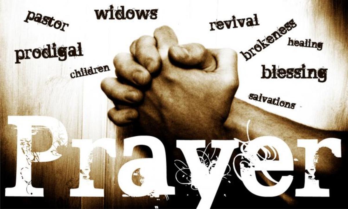 Prayer, Intercession